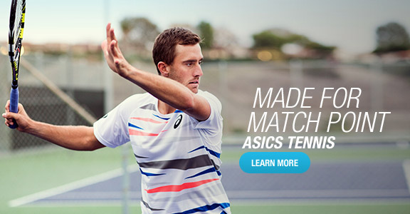 asics tennis outlet